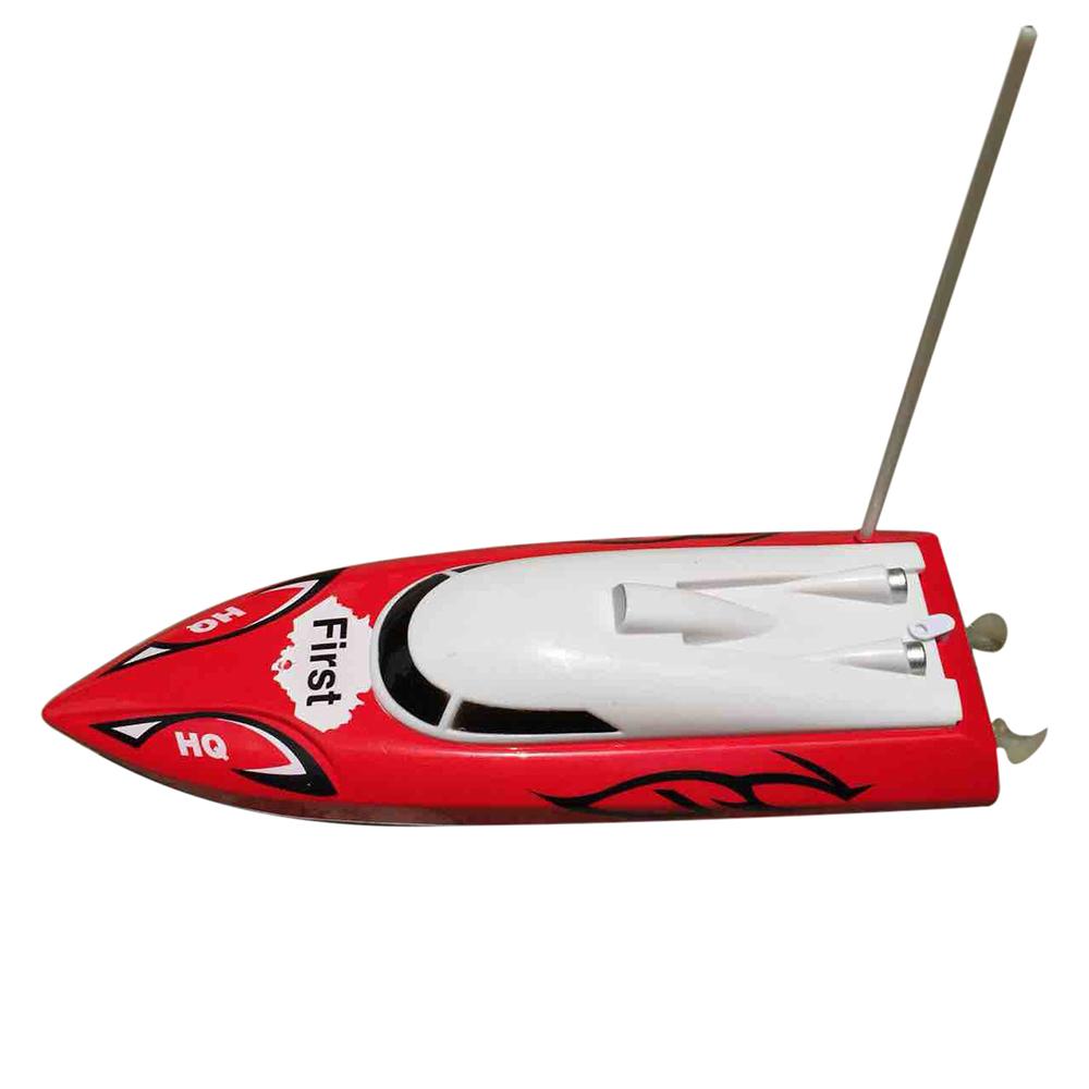 10 Inch Mini Rc Boat Radio Remote Control Rtr Electric