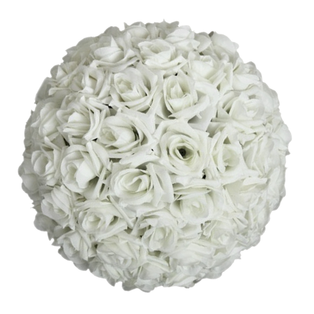 820cm Wedding Artificial Rose Silk Flower Ball Mint Hanging