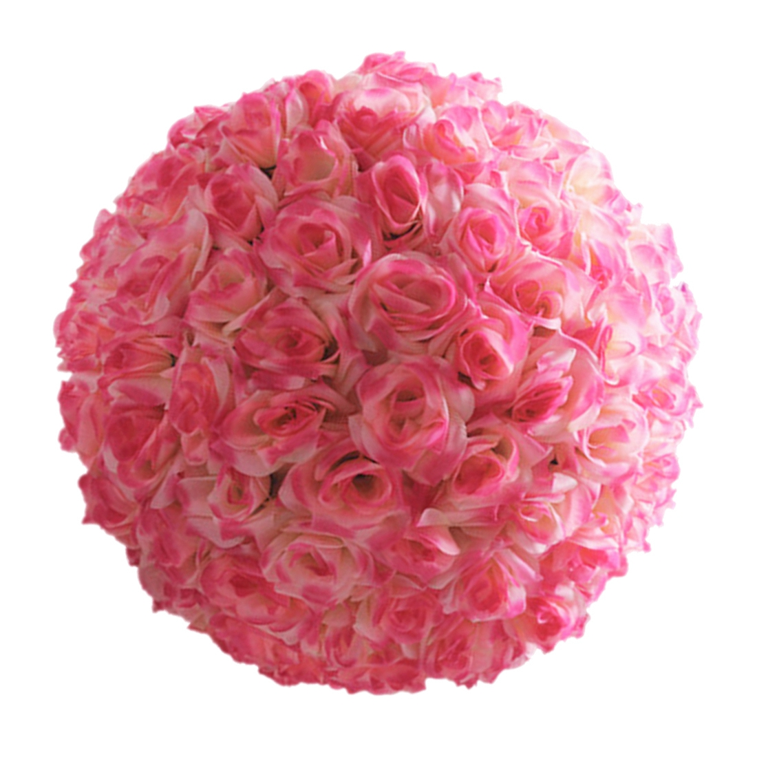 K9 8 wedding decorations artificial silk flower ball for Artificial flower for decoration