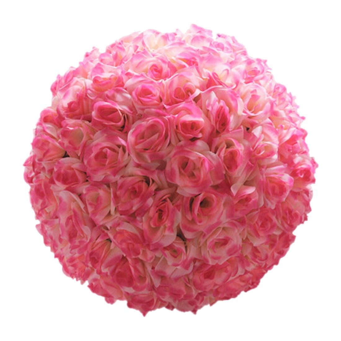 8 Quot 20cm Wedding Artificial Rose Silk Flower Ball Mint