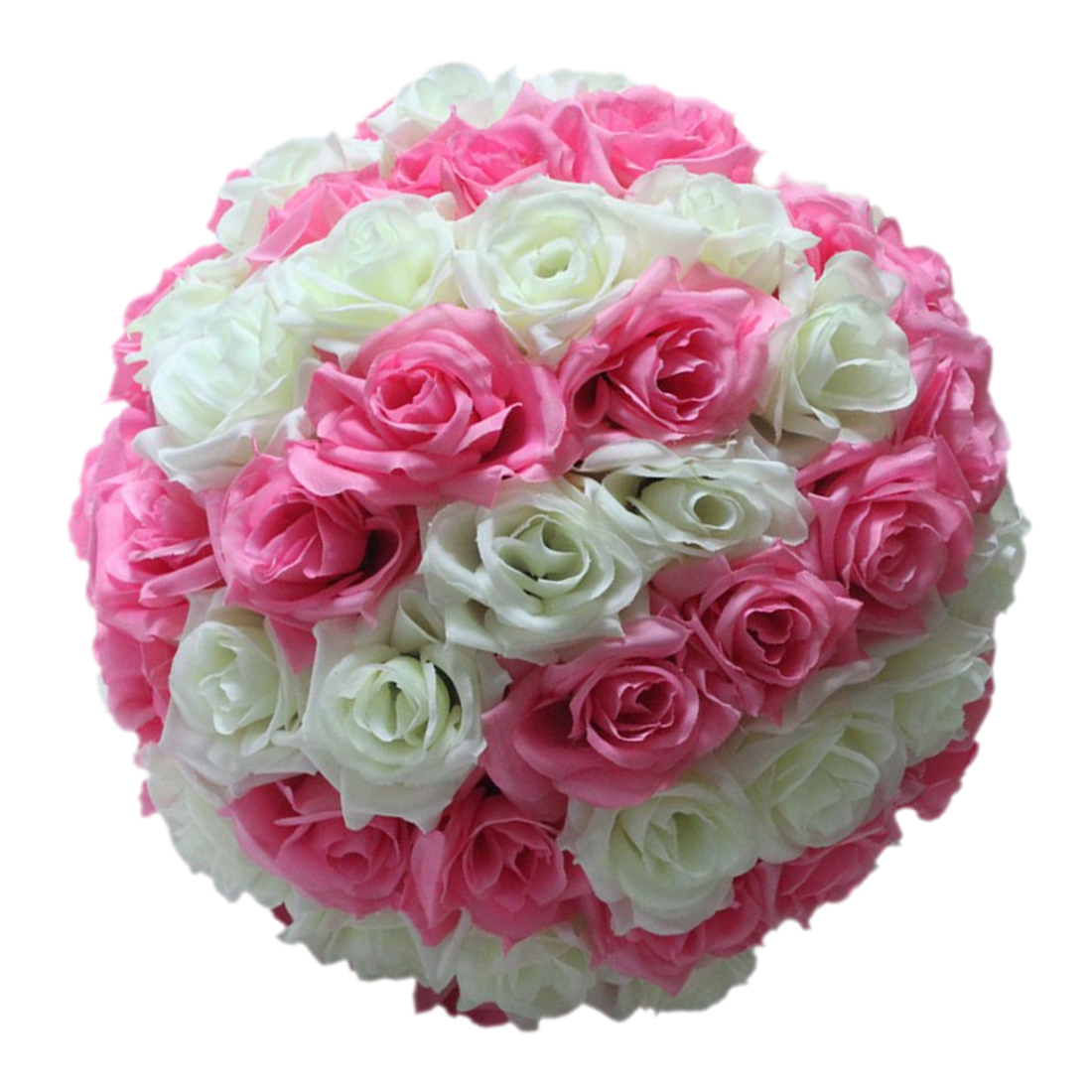 K9 8 wedding decorations artificial silk flower ball for Artificial flowers for wedding decoration