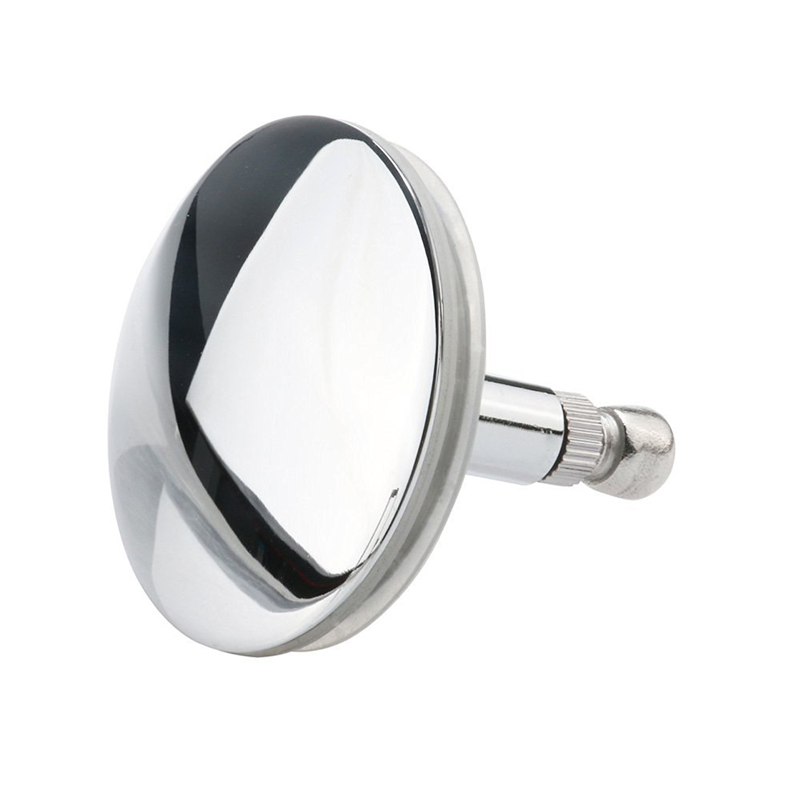 Image Is Loading Chrome Bathtub Basin Drain Stopper Plug Bathroom Bath
