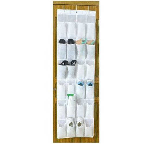 schuhaufbewahrung haengeorganizer ordnungssystem fuer die. Black Bedroom Furniture Sets. Home Design Ideas