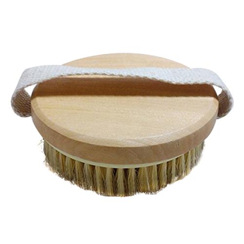 badebuersten - bad dusche massage buerste mit band holzfarbe de | ebay, Hause ideen