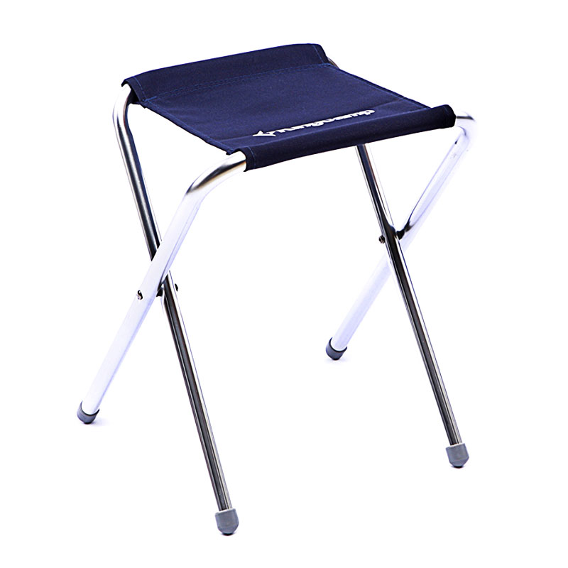 Image Is Loading Kingcamp Aluminum Folding Chair Four Legs Stool For