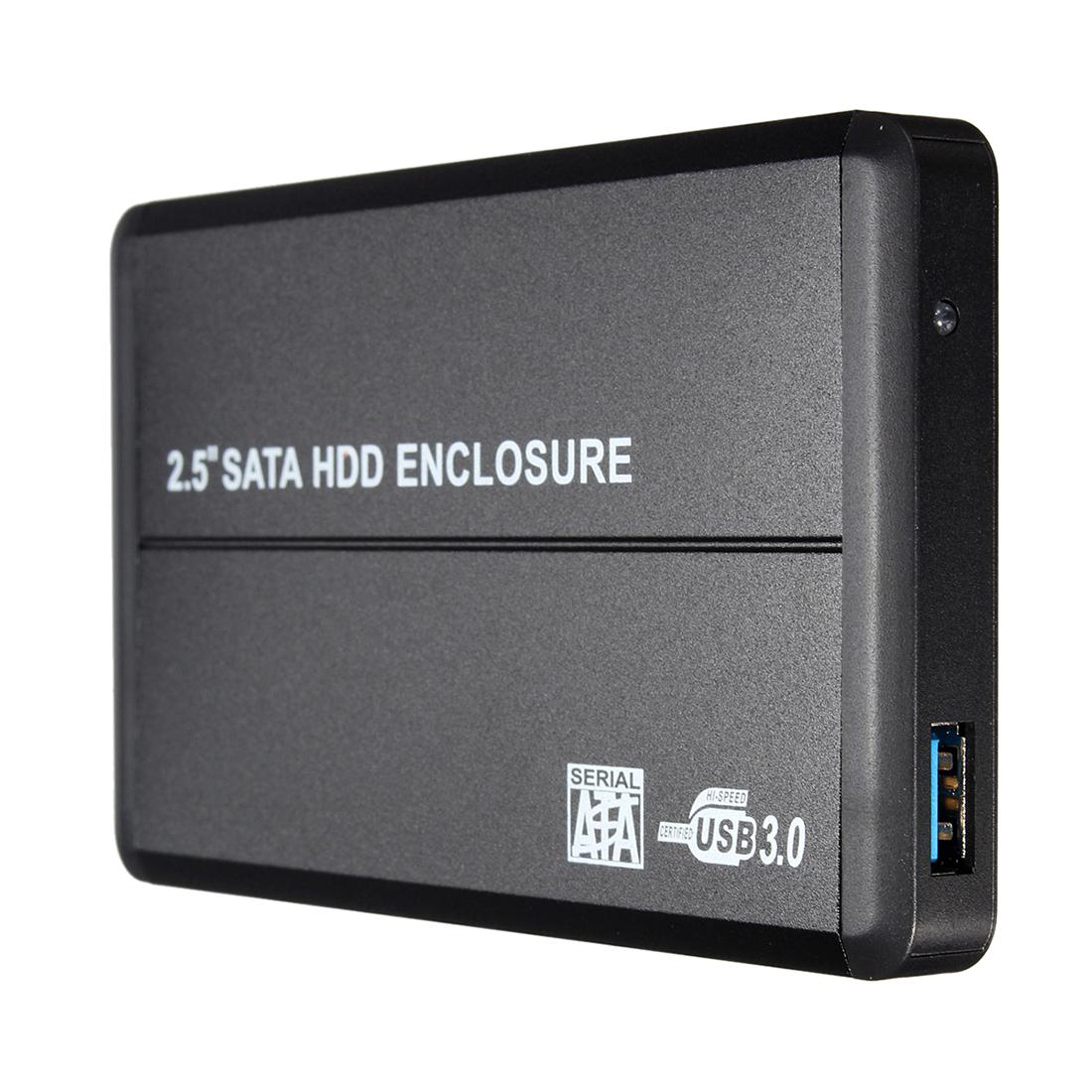 Sata usb 3 0 2 5 hard drive disk hdd esterno case - Hard disk esterno non letto ...