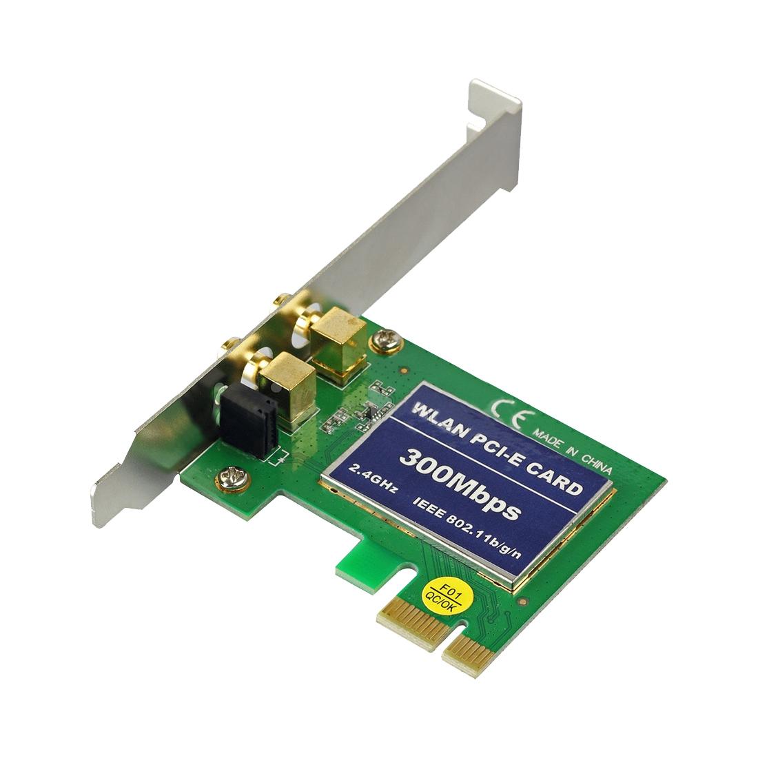 300mbps sans fil n wifi carte reseau pci lan dongle for Antenne relais wifi maison