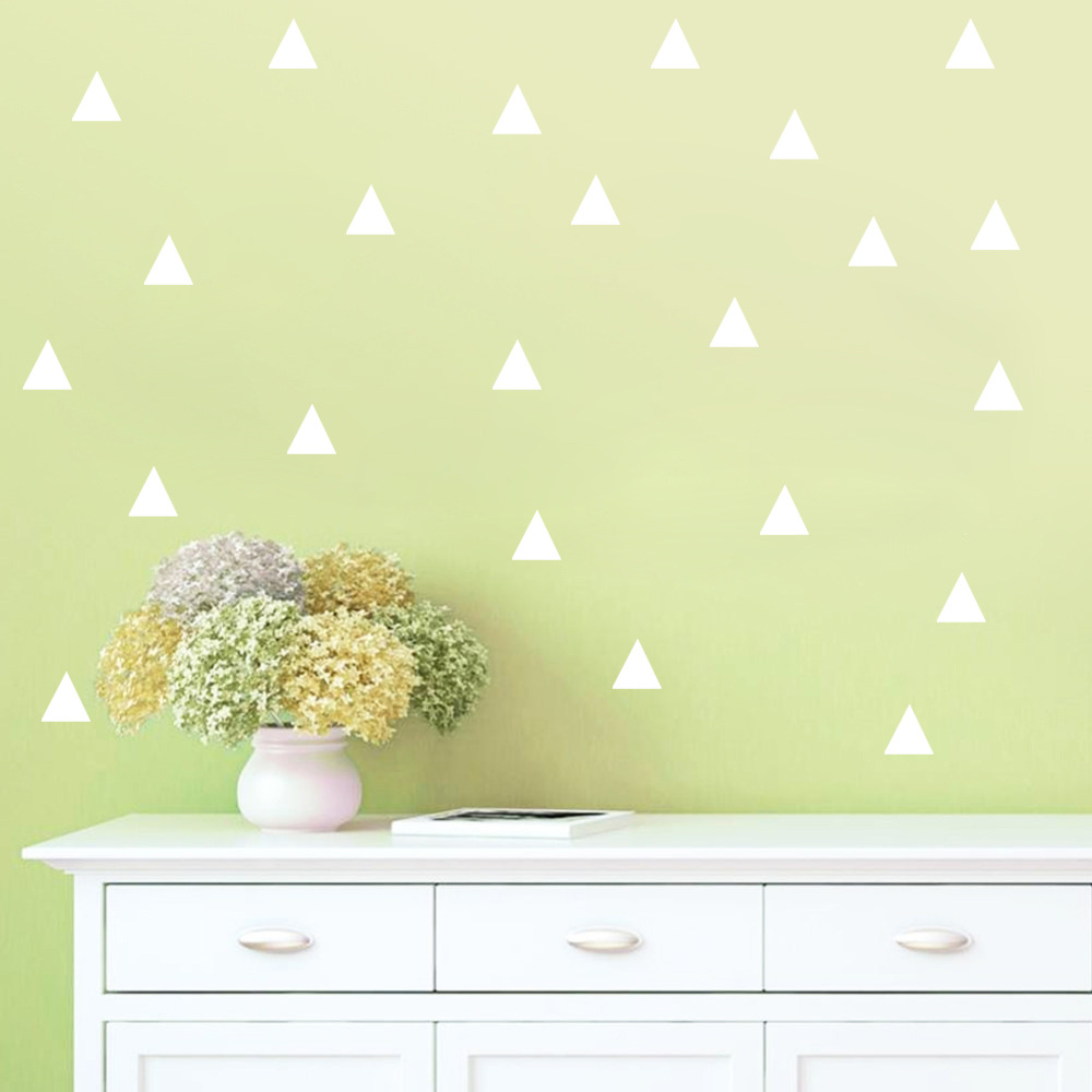 K9 Triangle Wall Decal Interior Baby Nursery Stickers for Kids Room ...