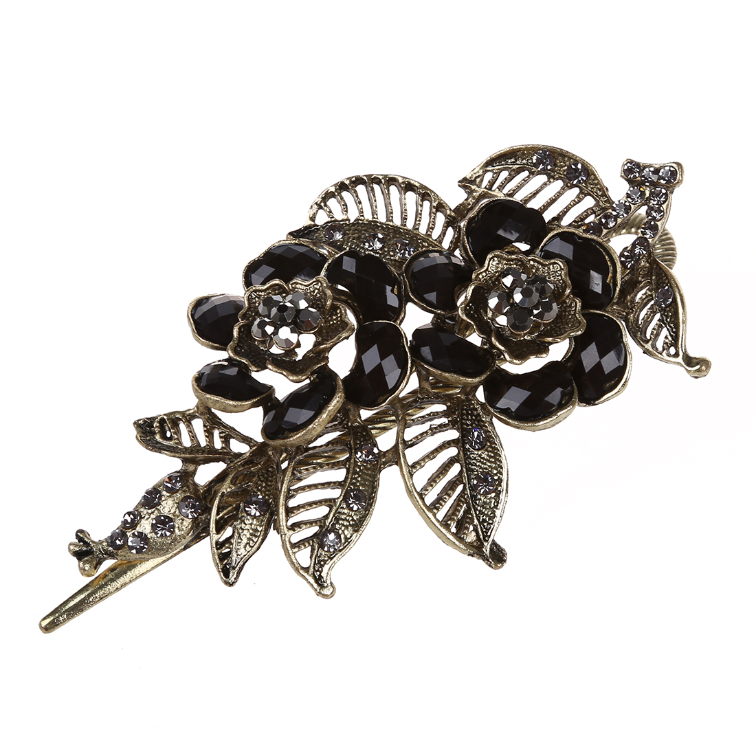 Hair accessories vintage hair comb bridal flower rose for Where to buy wedding accessories