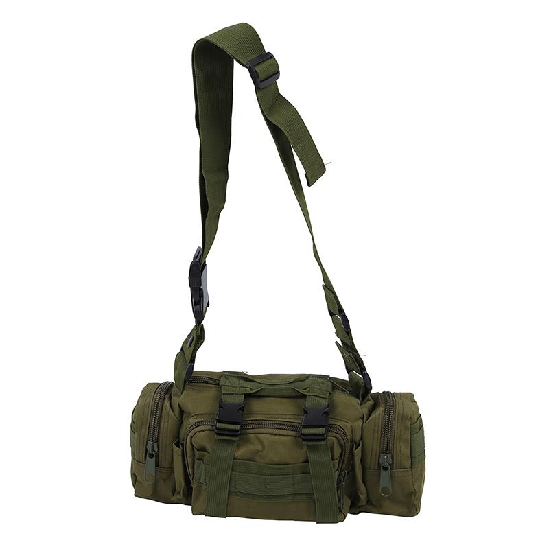 Camping Hiking BikeTrekking Sport Military Army Bum Travel Waist Bag U5N3