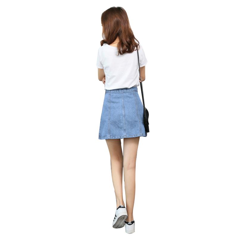 s skirts pencil skirt a line high waist button