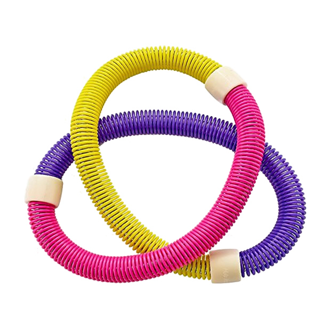 hula hoop reifen fitnessreifen bauchtrainer reifen mit. Black Bedroom Furniture Sets. Home Design Ideas
