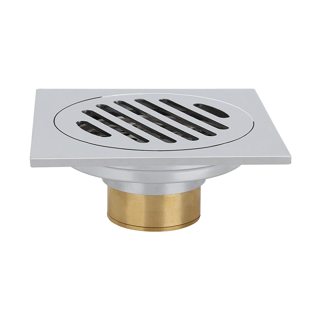 Stainless steel floor drainage shower trap drain