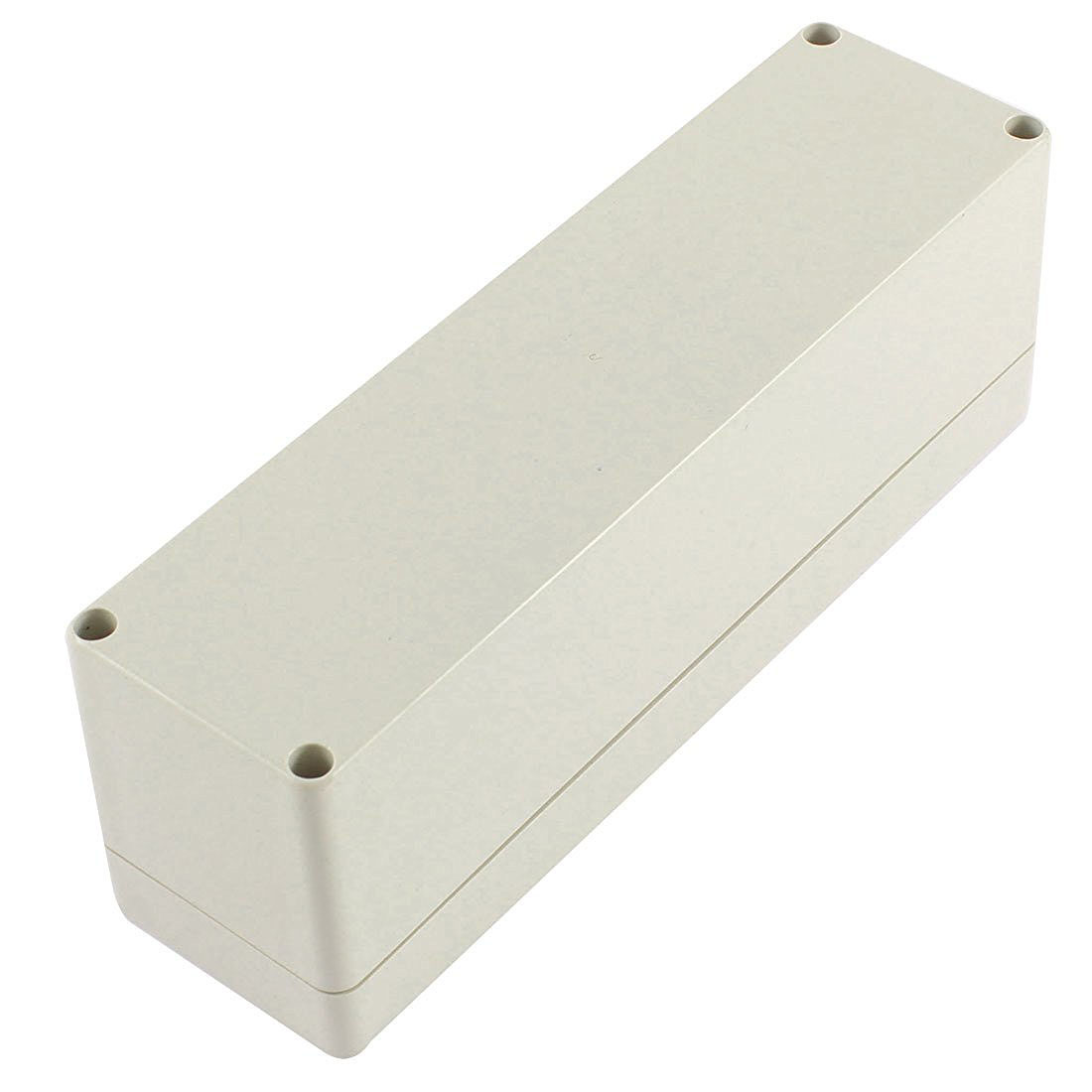 electronic project box Our affordable, durable molded plastic project boxes are made from high-impact abs plastic and feature tongue-in-groove construction for a perfect fit bulk pricing.