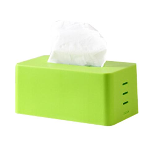 Plastic Facial Tissue Napkin Box Toilet Paper Dispenser Case Holder D1u2 Ebay