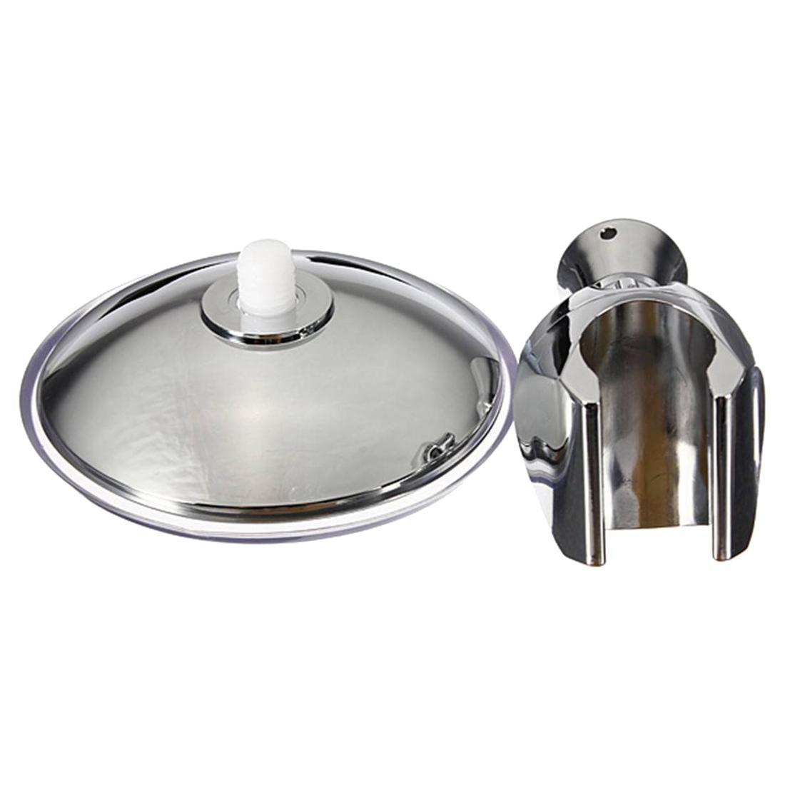 Dusche Halter Ohne Bohren : M9 Saugnapf Duschkopf halter Duschkopfhalterung Dusche Wandhalter