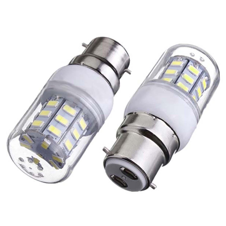 b22 corn bulb high power led 5730 smd light lamp eco eco. Black Bedroom Furniture Sets. Home Design Ideas