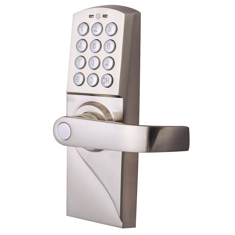 digital electronic code keyless keypad security door lock 94te ebay. Black Bedroom Furniture Sets. Home Design Ideas