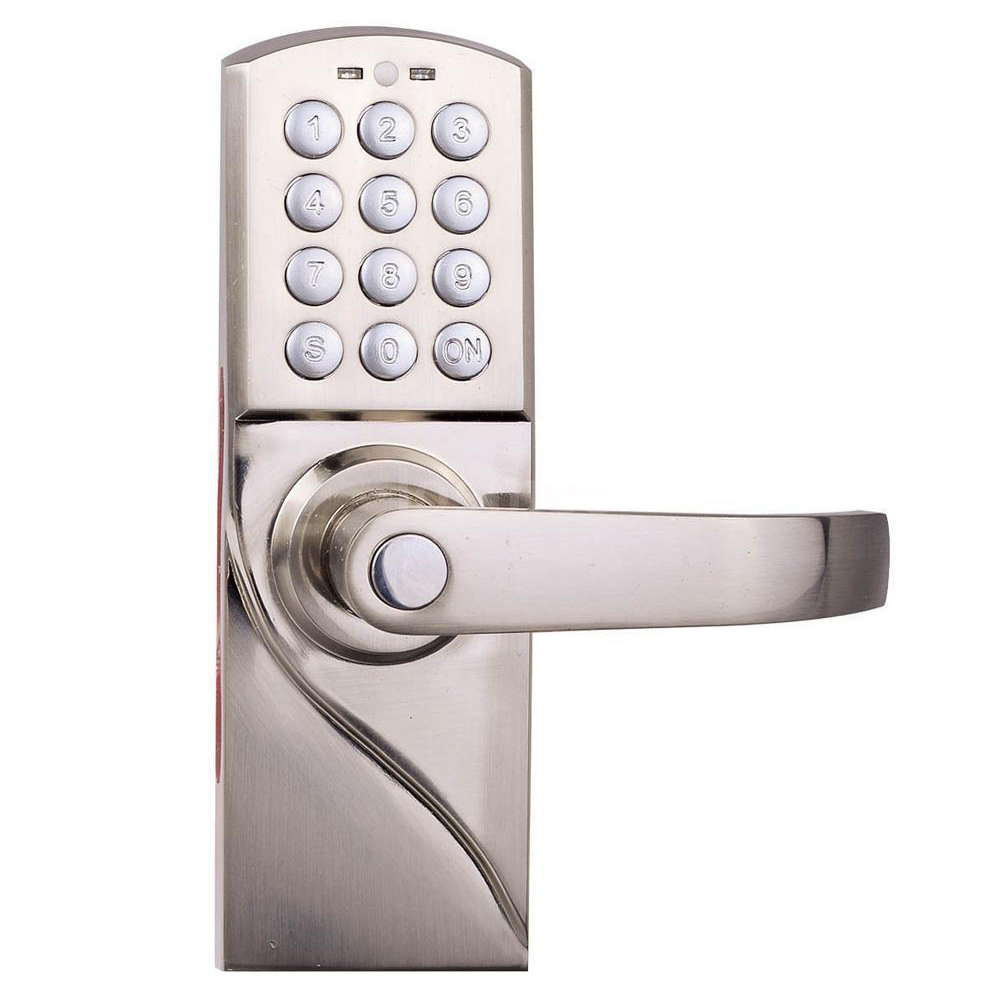 right handle digital electronic code keyless keypad security door lock 94te i3s9 ebay. Black Bedroom Furniture Sets. Home Design Ideas
