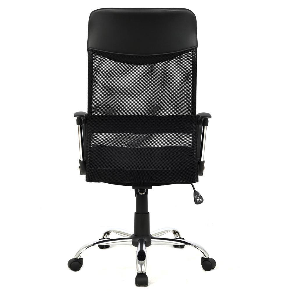 mesh high back executive computer desk task office chair black ebay