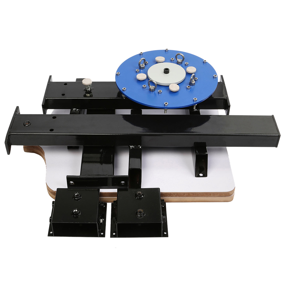 4 color silk screen printing machine