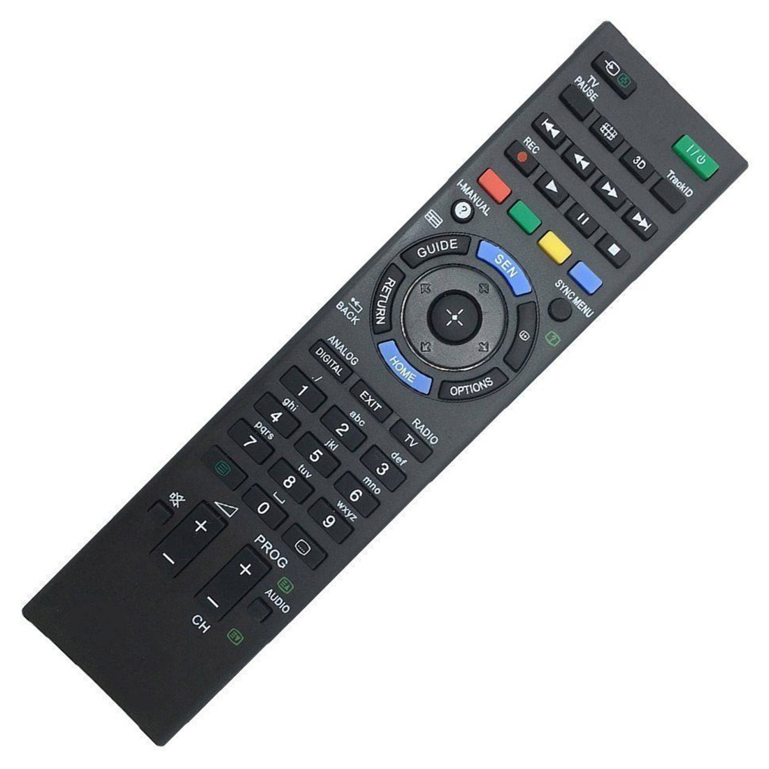 Sony Lcd Tv Remote