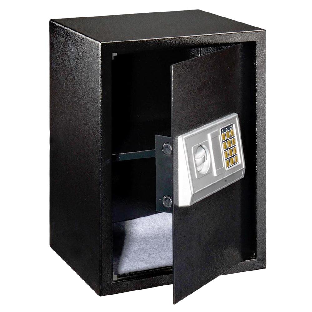 large digital electronic safe box keypad lock security home office hotel bt ebay. Black Bedroom Furniture Sets. Home Design Ideas