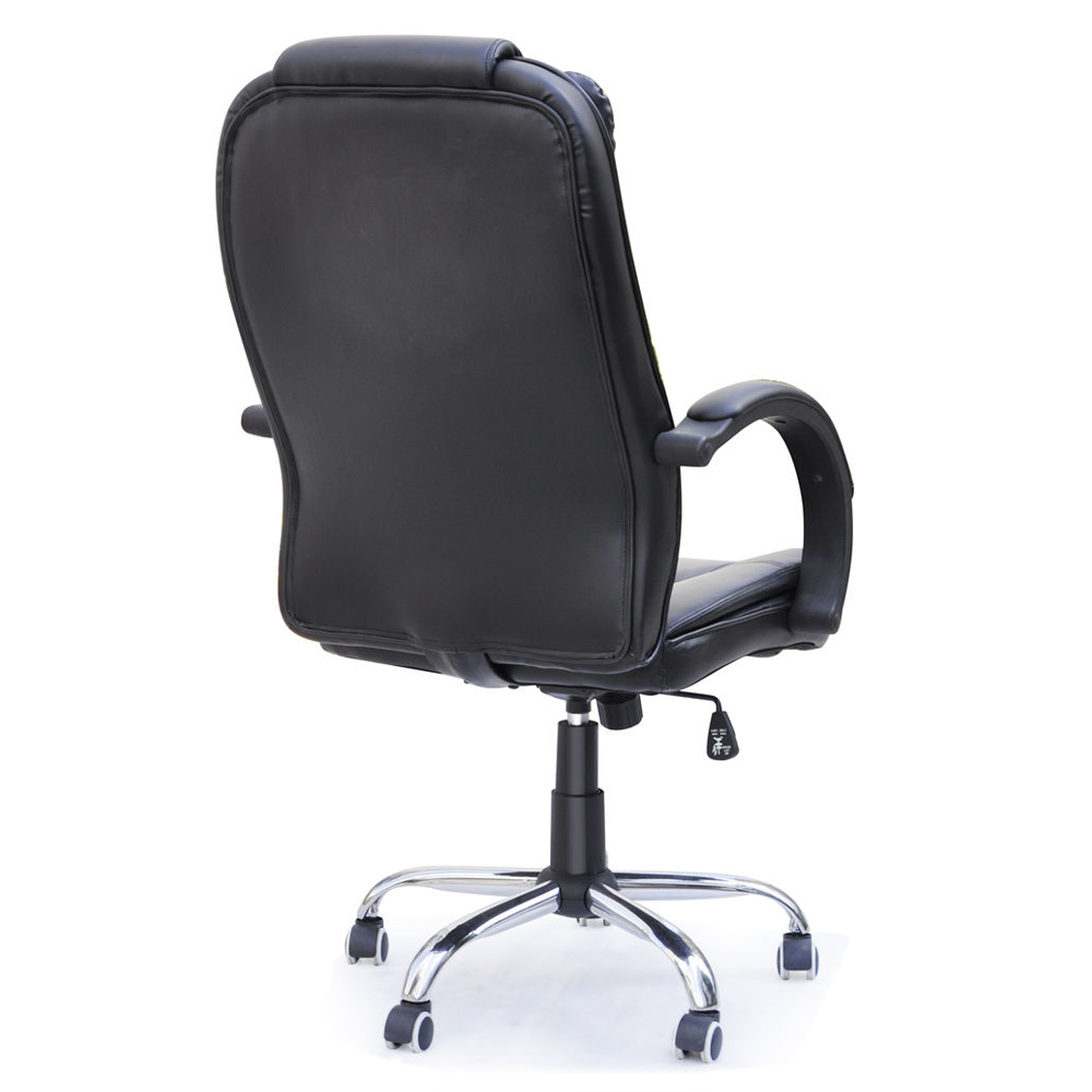 PU Leather Headrest Backrest Office Chairs L0Y7 EBay