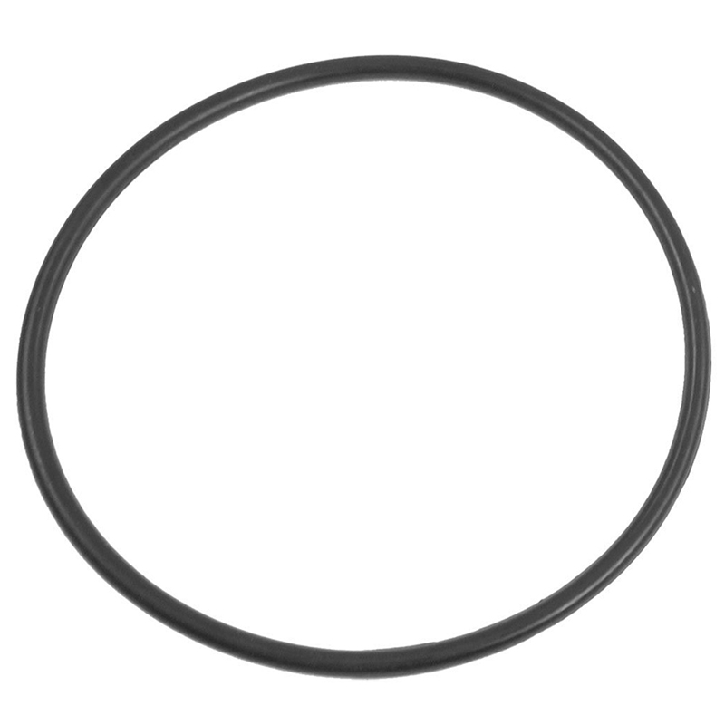 130mm x 5mm Rubber O Ring Oil Filter Oil Seal Sealing Washers Black ...