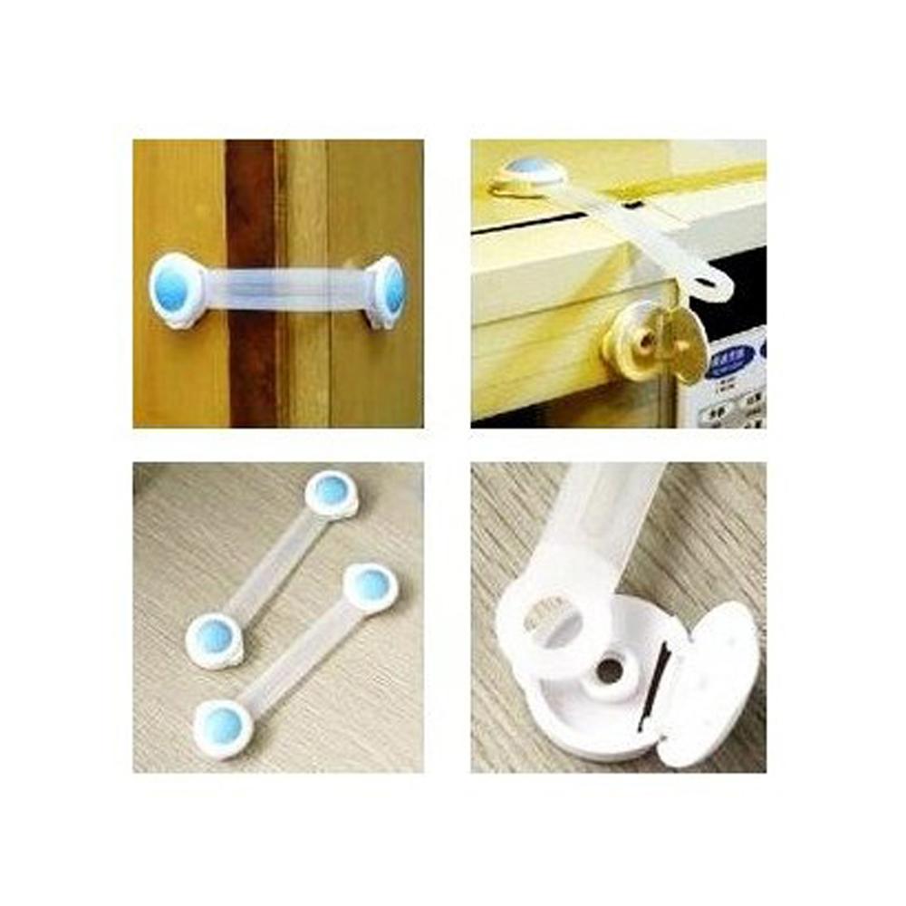 2 x verschluss universal adhesive schloss fuer schranktuer schrank kuehlschrank ebay. Black Bedroom Furniture Sets. Home Design Ideas