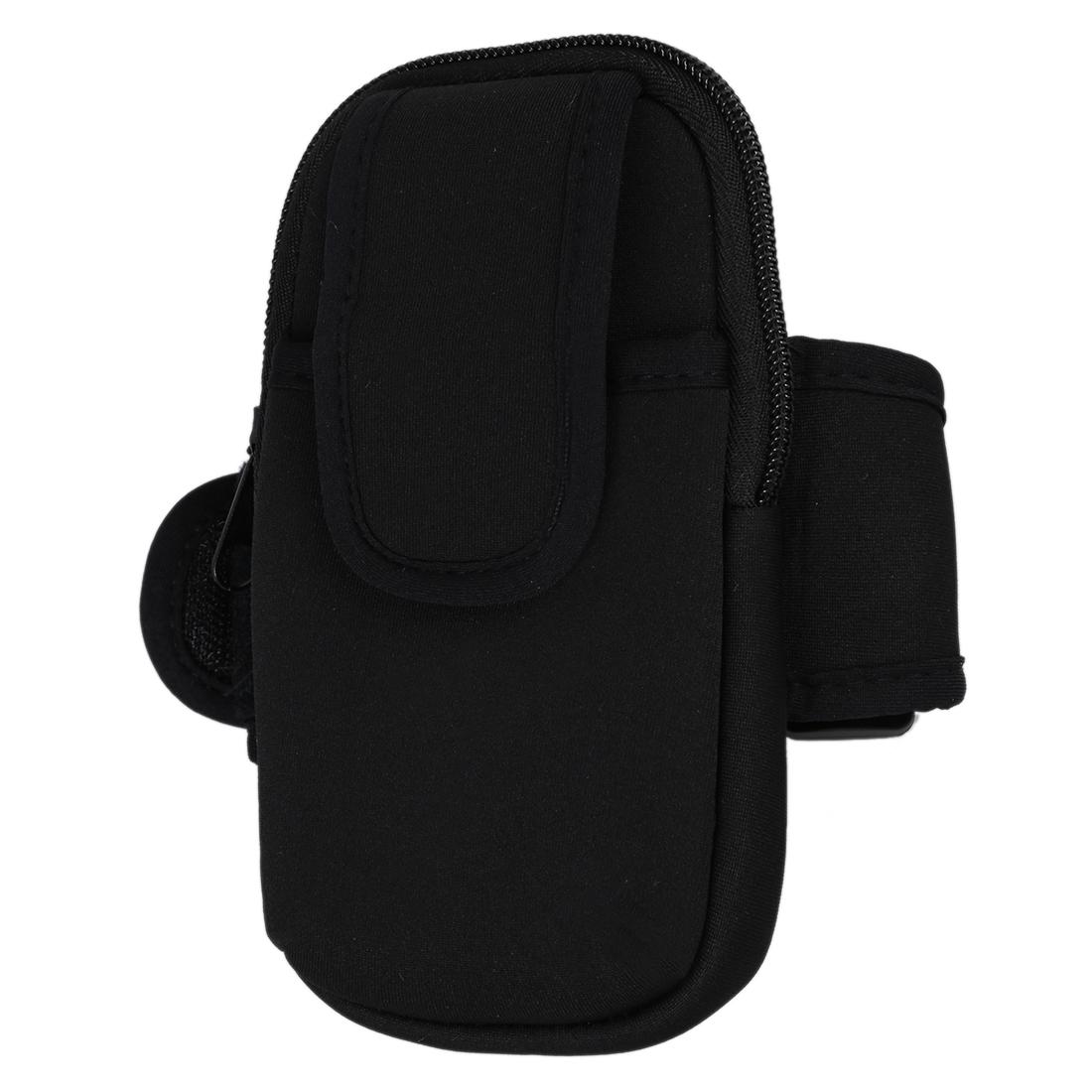 Dettagli su Fascia da braccio sportiva custodia nera per lettore MP3 ...
