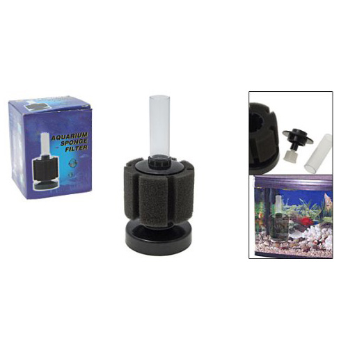 New Mini Biochemical Sponge Filter For Aquarium Fish Tank