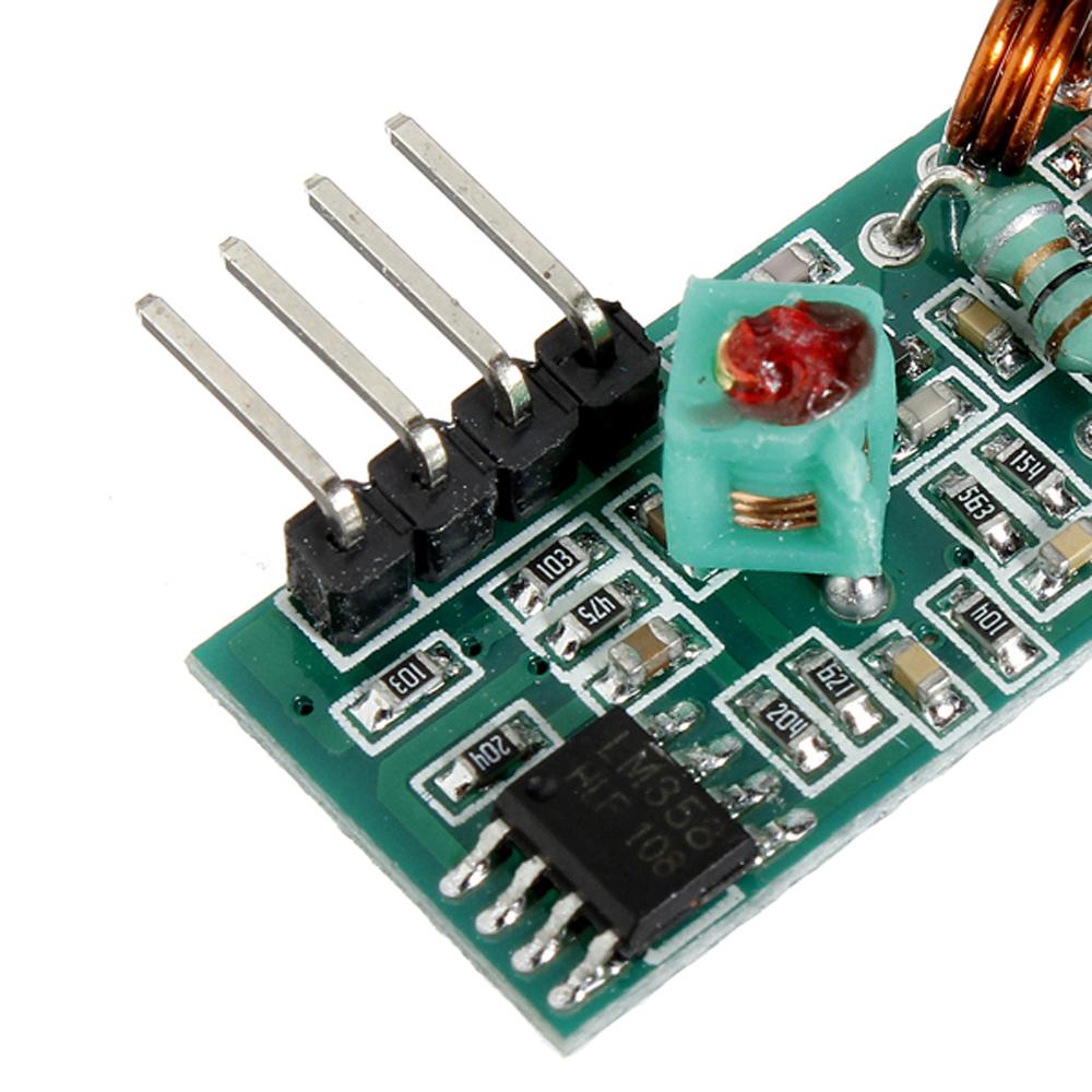 Mhz radio transceiver transmitter sender module remote