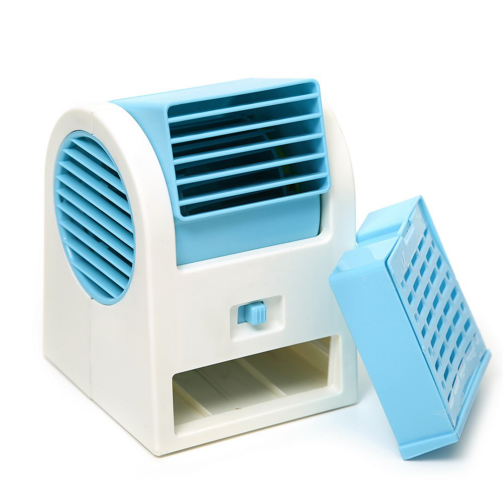Mini Air Cooler : Adjustable angles usb electric air conditioning mini fan