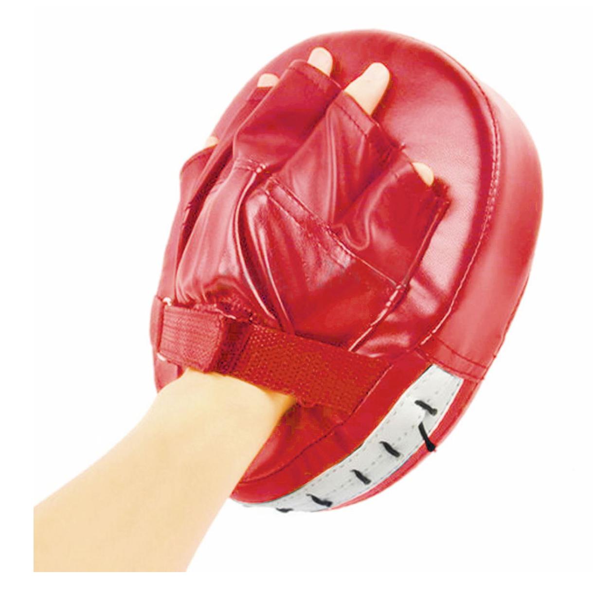 Workout Gloves Target: Boxing Training Glove Mitt Target Focus Punching Pad