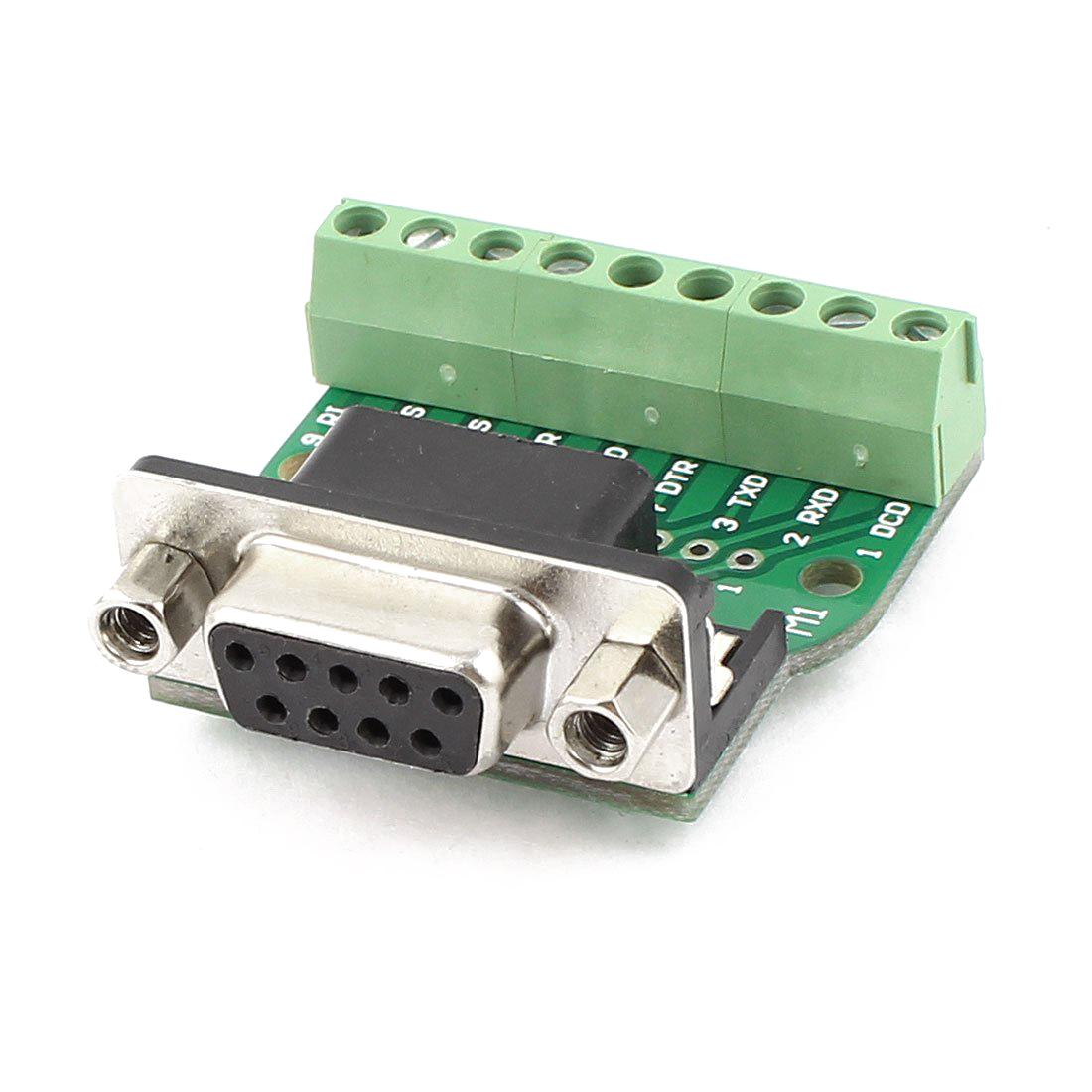 DB9 breakout connectors eBay
