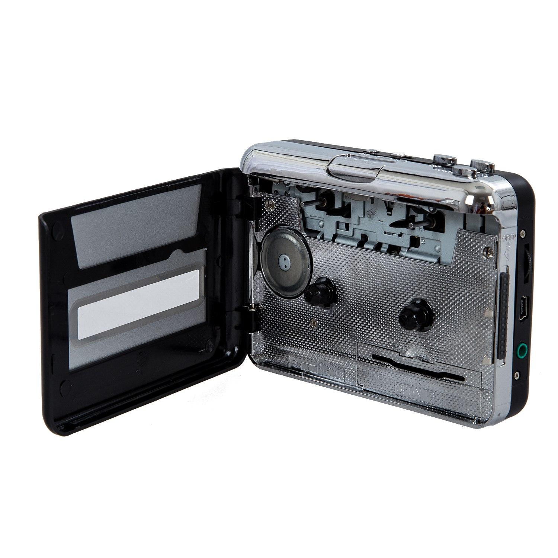 lecteur usb tape cassette convertisseur en mp3 audio s3n2. Black Bedroom Furniture Sets. Home Design Ideas