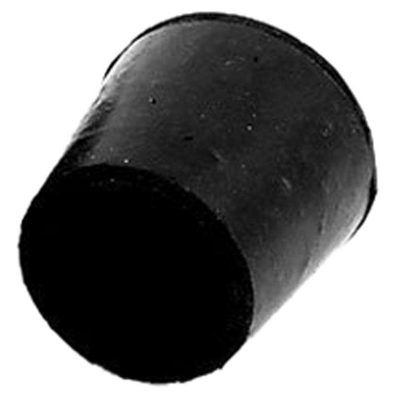20 stueck gummi anti rutsch moebel tisch fuss abdeckkappe fuer 18 mm bein de ebay. Black Bedroom Furniture Sets. Home Design Ideas