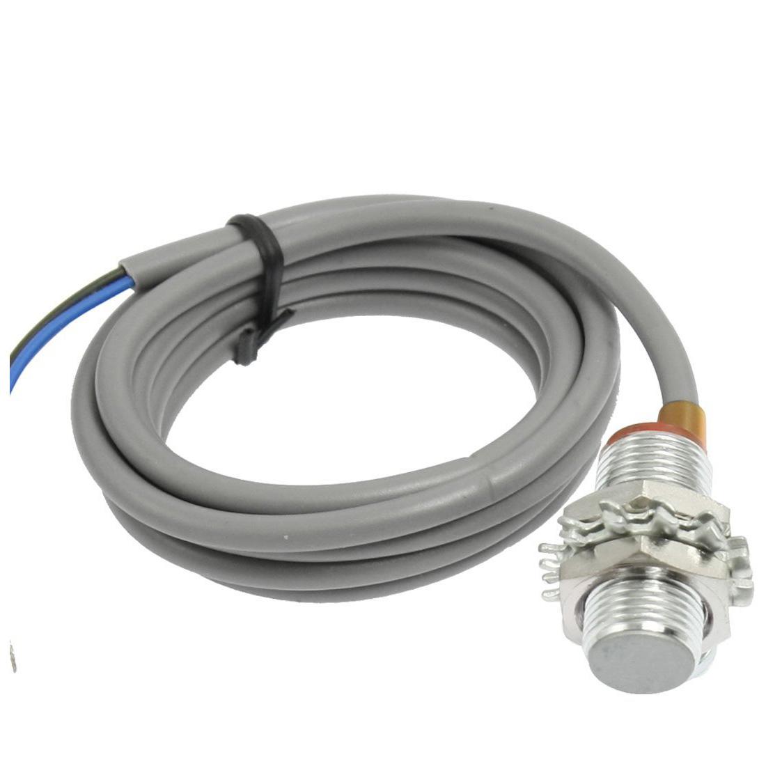Hall-Sensor NJK5002C Detective Abstand 5-8mm DC 6V-36V 300mA NPN 3 ...