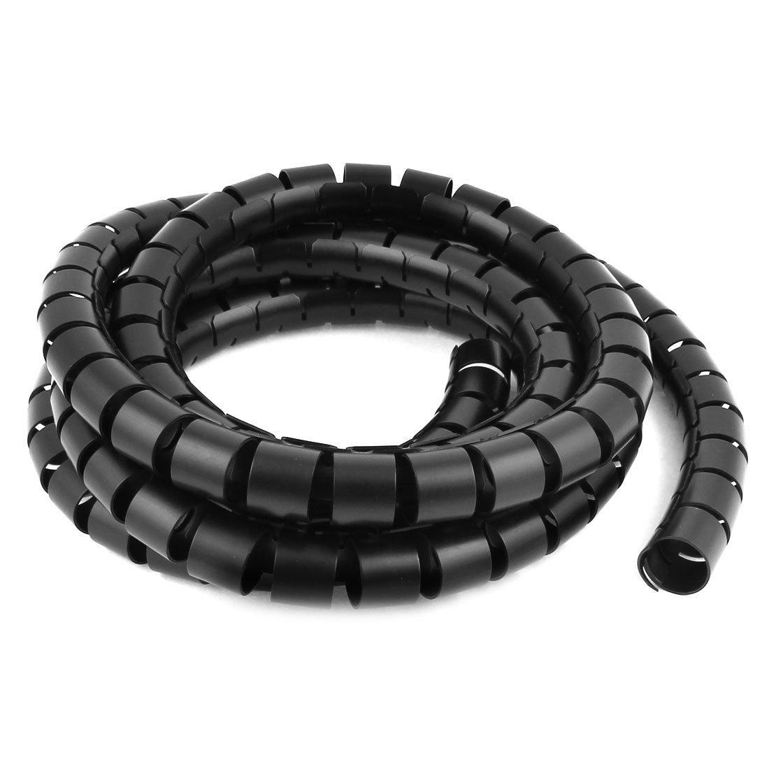 Spiralschlauch Kabel Draht Verpackung Computer Kabelmanagement ...
