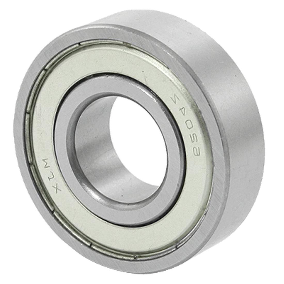 Mm z double metal shielded wheel axle ball