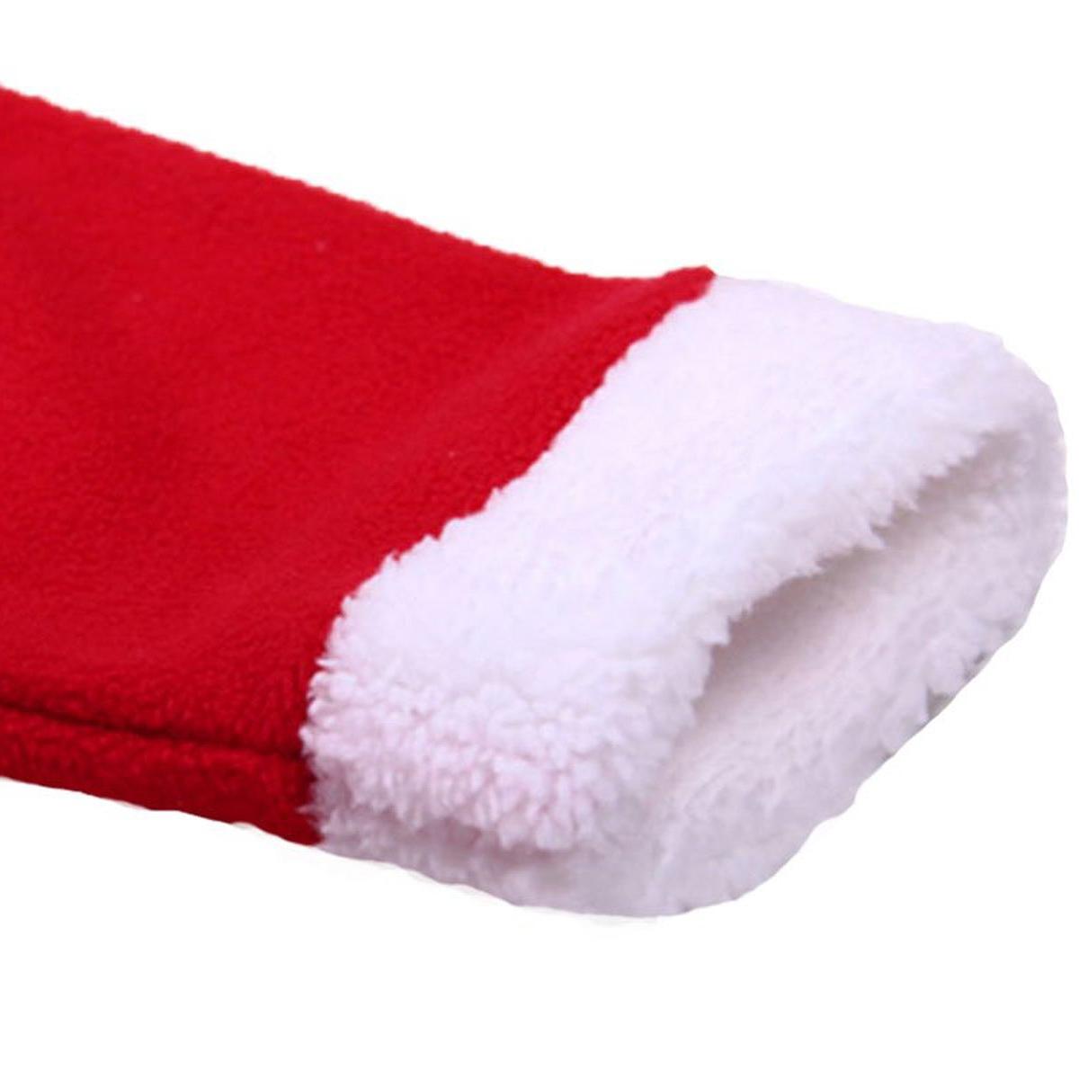 baby maedchen weihnachten weihnachtsmann kostuem kleid und. Black Bedroom Furniture Sets. Home Design Ideas