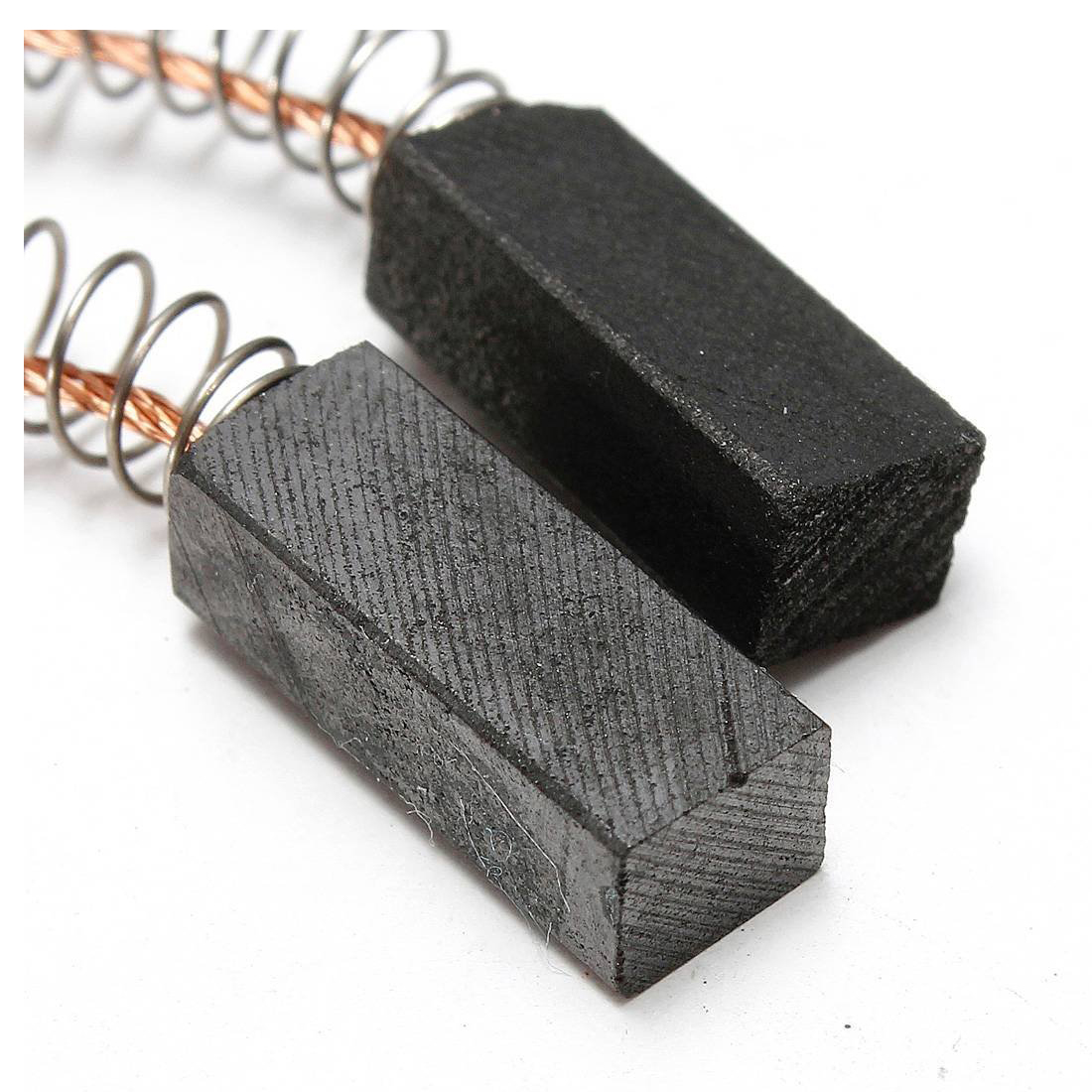 Carbon Steel Grinding Company New Zealand: 2 Pcs Angle Grinder Motor Charcoal Carbon Brushes 14x6x5mm