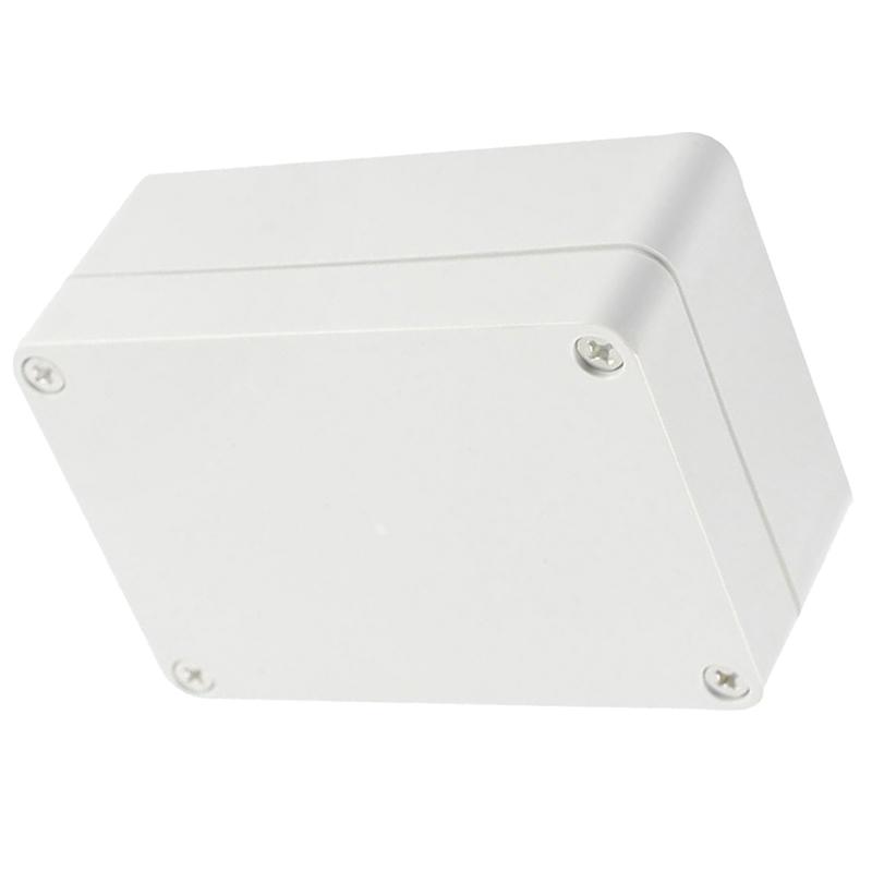2X-Caja-de-proyecto-electronico-de-conexiones-de-plastica-de-cubierta-trans-J9R7 miniatura 4