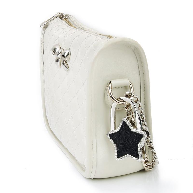 Tabelle-Sterne-faltbare-Geldboerse-Hanger-Handbag-Haken-Taschenhalter-Schw-E6V9 Indexbild 2