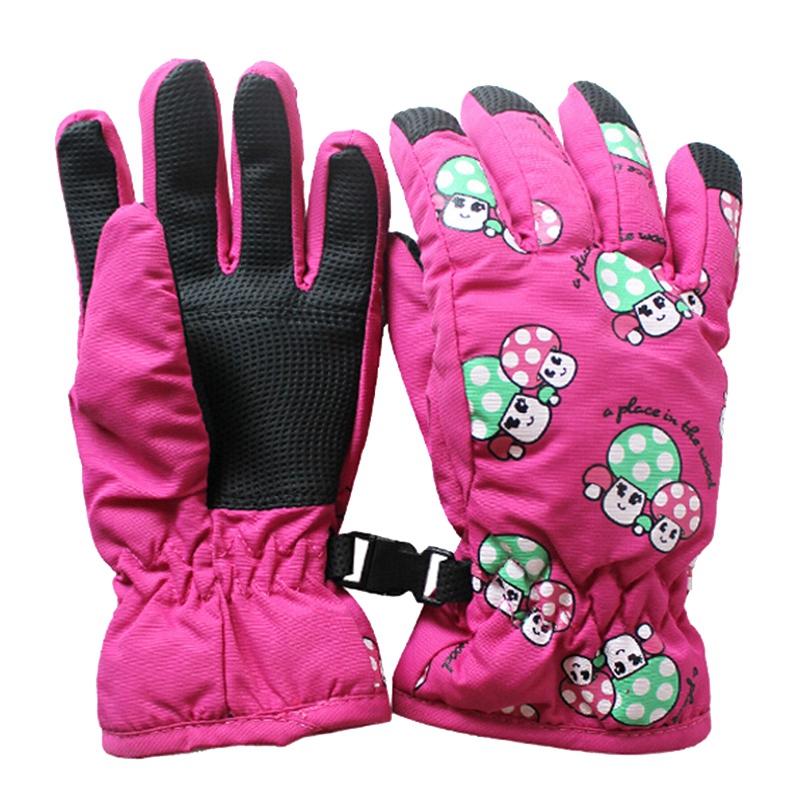 gants de ski antiderapant pour les enfants de 2 a 4 ans rose rouge a1n7 xk ebay. Black Bedroom Furniture Sets. Home Design Ideas