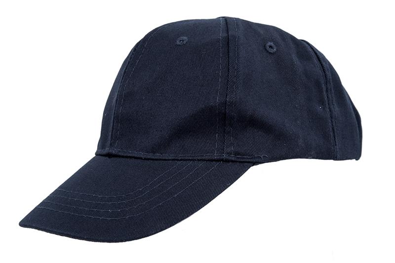 Kids-Plain-Baseball-Cap-Girls-Boys-Junior-Childrens-Hat-Summer-Navy-blue-P8A4