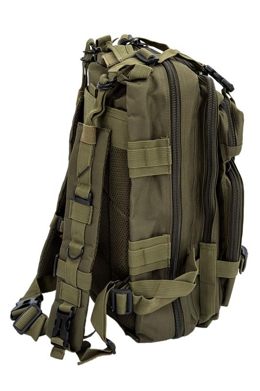 Sac-a-dos-en-plein-air-militaire-Sac-de-camping-Sac-de-randonnee-et-de-chasse-SC miniature 9