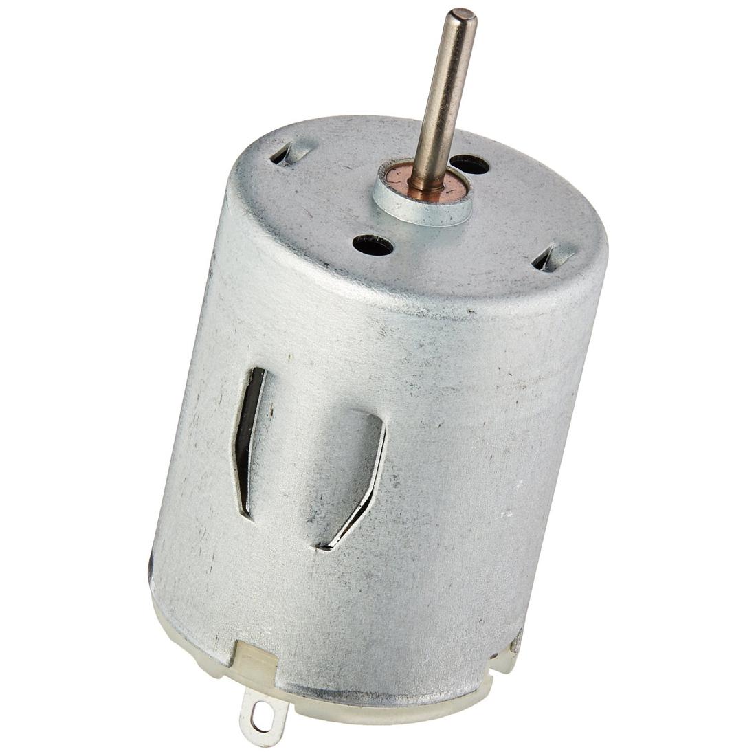 5000 RPM 6V High Torque Cylinder Magnetic Electric Mini DC