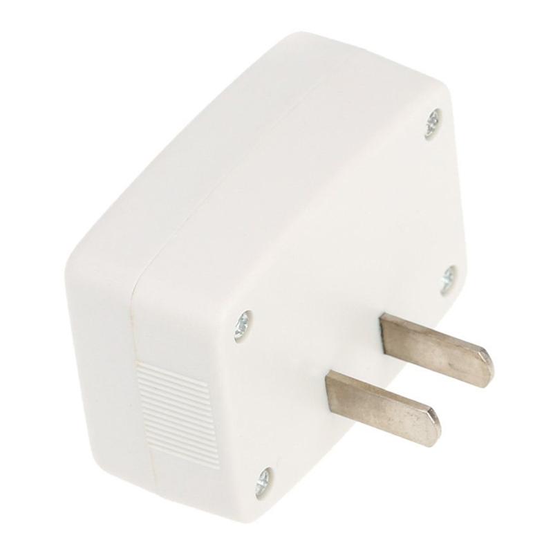 DM 55 - 1 AC 80 - 300 V LCD digital voltmeter US plug - in electric pen met X7H3 5